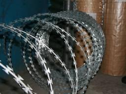 Єгоза Козачка 450/3 с полимерным покрытием