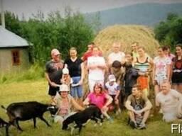 Еко-екскурсія.на гуцульську ферму Чернівці