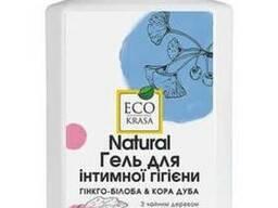 ЕкоКраса Гель для інтимної гігієни з корою дуба