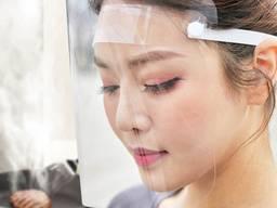Экран/маска/щиток для защиты лица от бактерий, вирусов