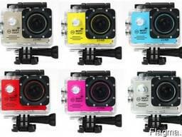 Экшн камера Вай Фай Action camera FHD с WiFi, замена Go Pro