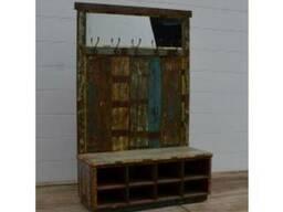 Эксклюзивная мебель из Индии: резные комоды, журнальные стол