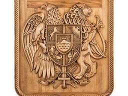 Эксклюзивный настенный герб Армении Под заказ
