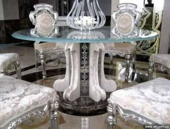 Эксклюзивные изделия из стекла, мрамора, оникса и гранита.
