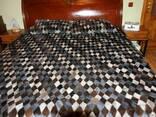Эксклюзивные покрывала из натурального меха норки - фото 3