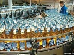Экскурсия на пивоварный завод