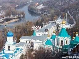Екскурсія у Святогірську Лавру, до Полтави, по Харкову.