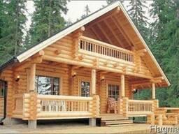 Экспорт деревяных домов