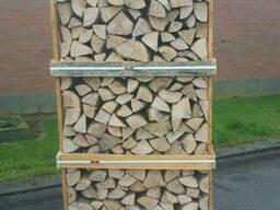 Экспорт дров колотых в Италию из Украины