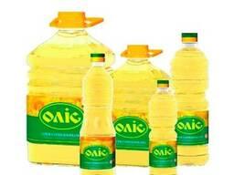 Экспорт подсолнечного масла ТМ Олис