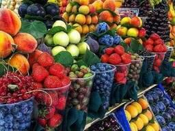 Экспорт сельхозпродукции из РУз