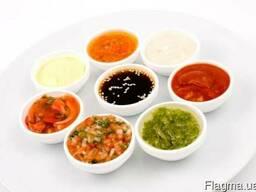 Экстракты, смеси для производства соусов, майонезов, кетчуп.