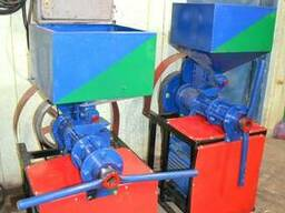 Экструдер для производства 160 кг час