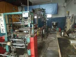 Экструдер по производству термоусадочного рукава ПВХ