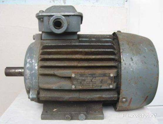 Эл. двигатель 7 квт/1500 об. мин.