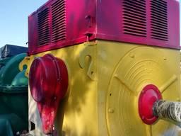 Эл. двигатель А4-450У-8У3 630 кВт 750 об/мин 6000 В.