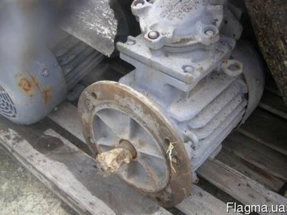 Эл.двигатель АИММ132М6У2.5, 7,5 кВт, 1000 об/мин,