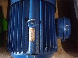 Эл. двигатель АО2-42-4 5,5кВт 1500об/мин