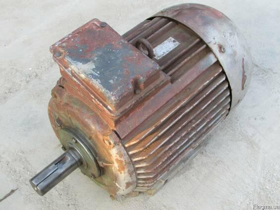 Эл.двигатели 220\380V 11кВт 740об\мин.пр.СССР