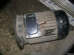 Эл. двигатели DMTKF-111-6У1, 3, 5кВт, 900 об/мин, с хранения.