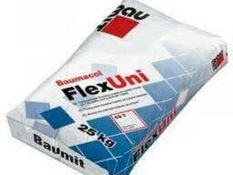 Эластичная клеящая смесь Baumit FlexUni 25кг