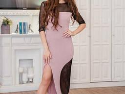 Элегантное платье-сарафан артикул 9049
