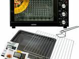 Электрическая духовка Rotex ROT450-B (45 л) - фото 3