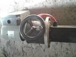 Электрический исполнительный механизм типа ЕСПА-02пв