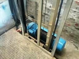 Электрический консольный подъёмник изготовление под. ..