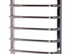 Электрический полотенцесушитель Квадро 480х600 левый