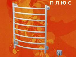 Электрический полотенцесушитель Овал Плюс Хром