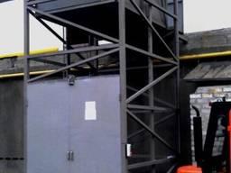 Приставной Электрический Подъёмник г/п 1 тонна. Житомир