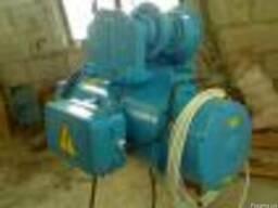 Электрический тельфер 2т 24м Болгария, таль 2 тонны
