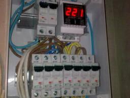 Электрик. защита от перепадов напряжения. донецк - фото 3