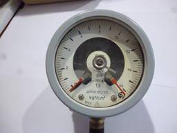 Електро контактний мановакуумметр ДМ2010СrУ2