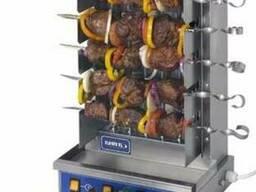 Электро-шашлычница Ш-5 Кий-В (электрический гриль) Кредитуем