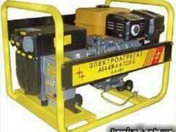 Электроагрегат АБ4–ЕВ–4,4–Т230–S