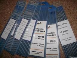 Электрод вольфрамовый WL-20 диаметр 3мм