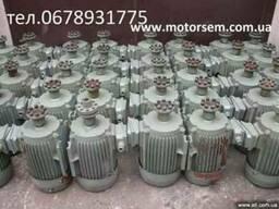 11кВт Электродвигатель 11кВт Цена 15квт; 22 кВт; 30кВт и др