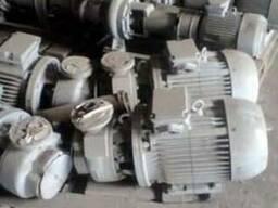 Электродвигатель 15кВт 3000об