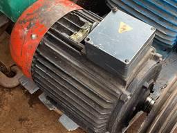 Электродвигатель 18 кВт на 1000 об/мин