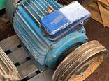 Электродвигатель 18 кВт на 1000 об/мин - фото 2