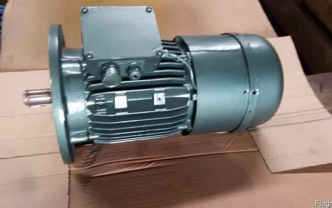 Электродвигатель 2,2 кВт 1500 об/мин. с тахогенератором