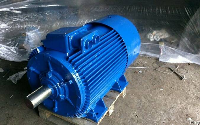 Электродвигатели 110 кВт 750 об/мин (1100/750) АИР315М8