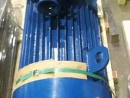 Электродвигатель 2ЭДКОФ-250LB4 (110 кВт/1500 об), 660/1140В