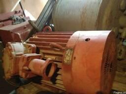 Электродвигатель 2В250М6 55 квт 1000 об/мин