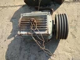 Электродвигатель 30 квт бу