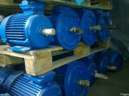 Электродвигатель 37,0 кВт 1000 об/мин