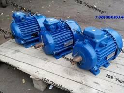 Электродвигатель 4 кВт 3000 об електродвигун АИР100S2 380 В