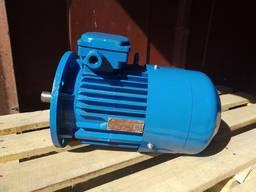 Электродвигатель 4 кВт с тормозом 3000 об 4А100S2EУ3